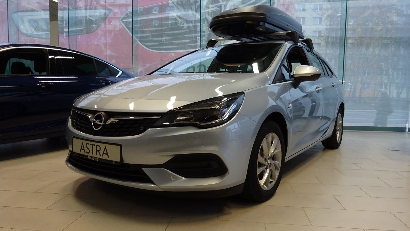 Opel Astra ST 1.5 Turbo Astra MT6 S/S