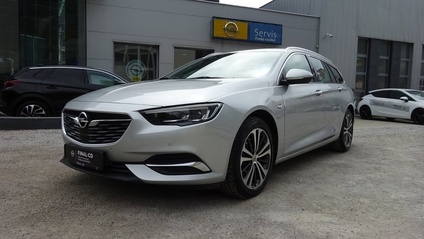 Opel Insignia ST Innovation 2.0DTH AT8 S/S