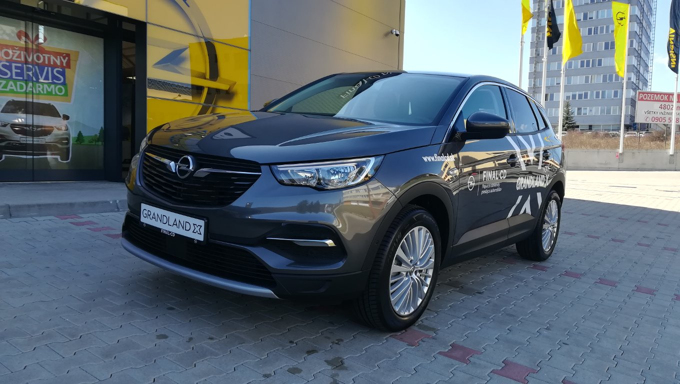 Opel Grandland X 1.5 Innovation AT8