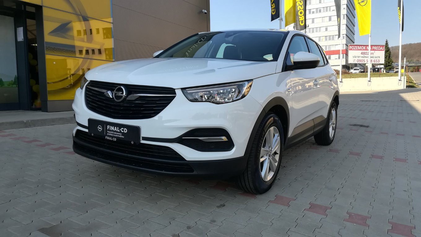 Opel Grandland X 1.2 Selection MT6 S/S