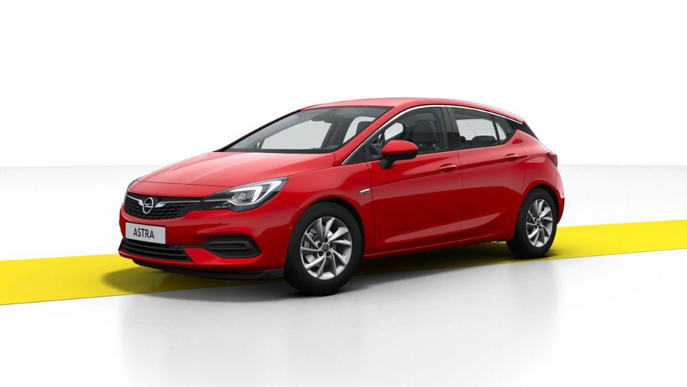 Opel Astra 1.2 Turbo Astra MT6 S/S