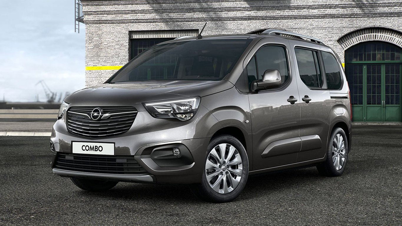 Opel Combo Enjoy L1H1 1,2 Turbo MT6 S/S