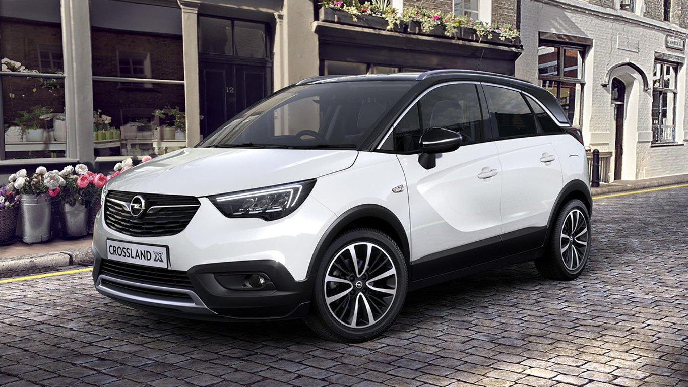 Opel Crossland X 1.2 Turbo Smile MT6 S/S