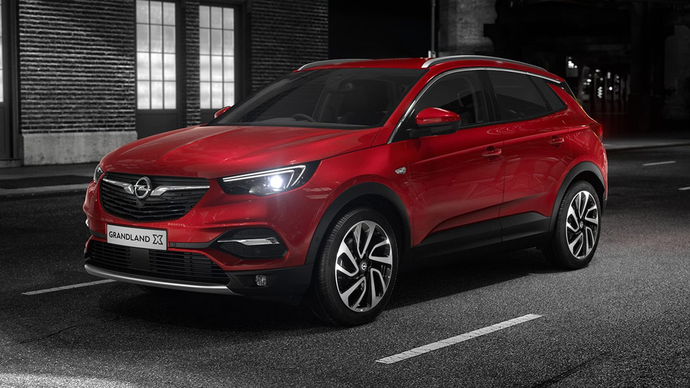 Opel Grandland X 1.2 Enjoy MT6 S/S