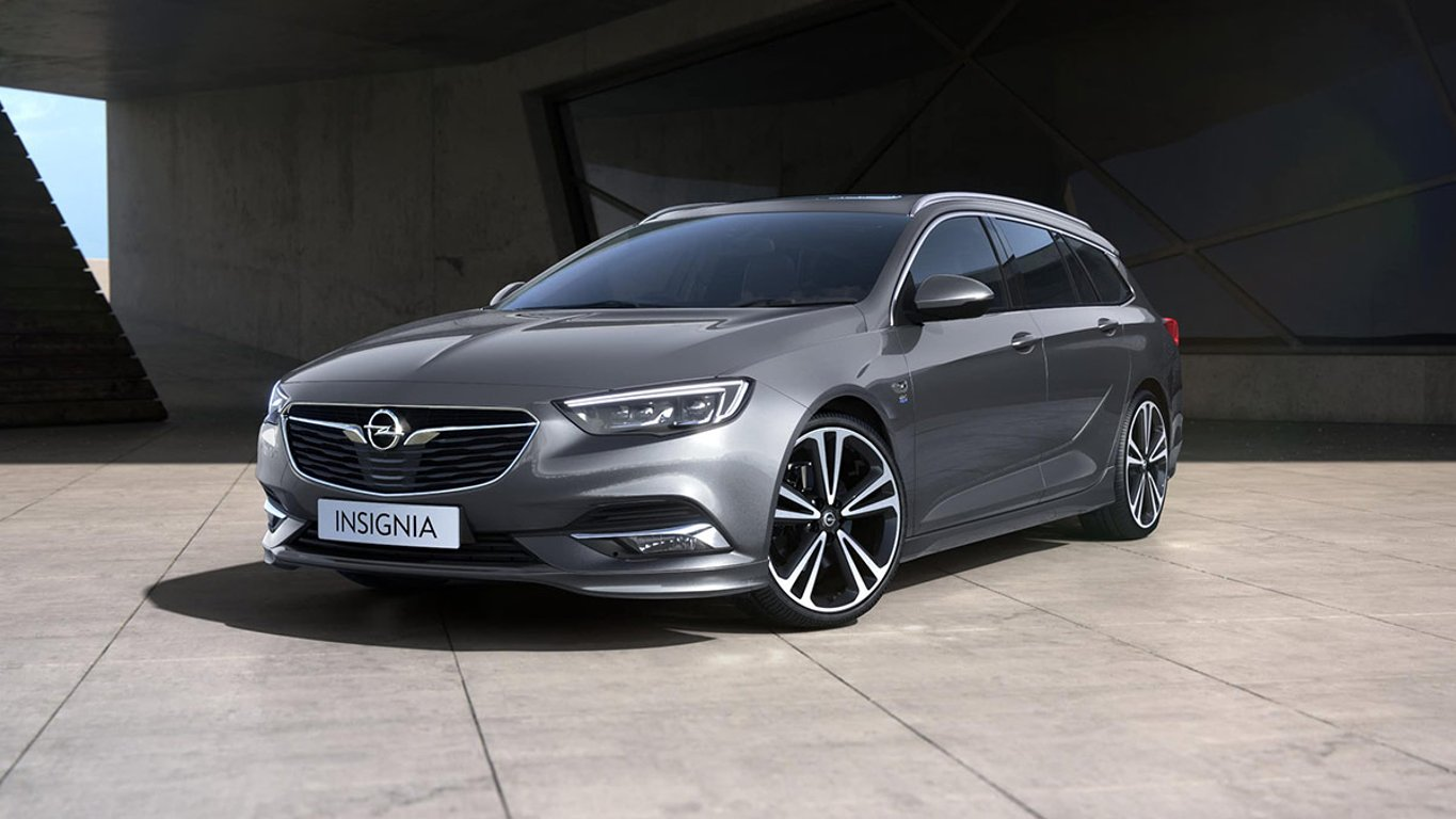 Opel Insignia ST 2.0DTH Innovation AT8 S/S