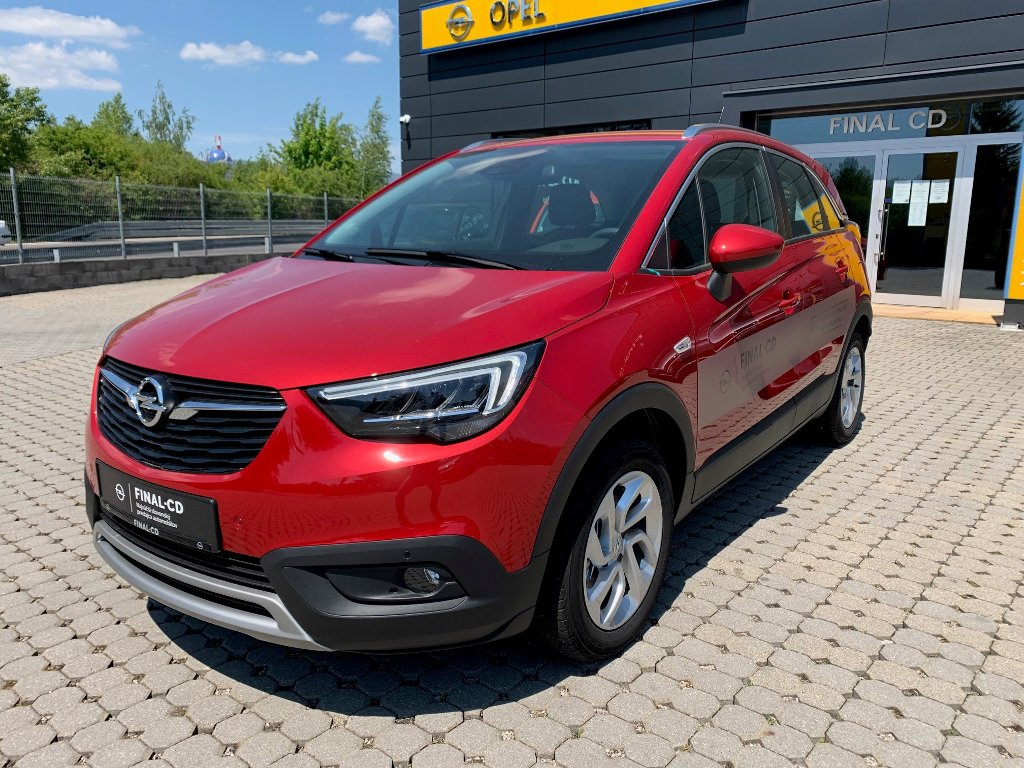Opel Crossland X  Innovation F 12 XHL