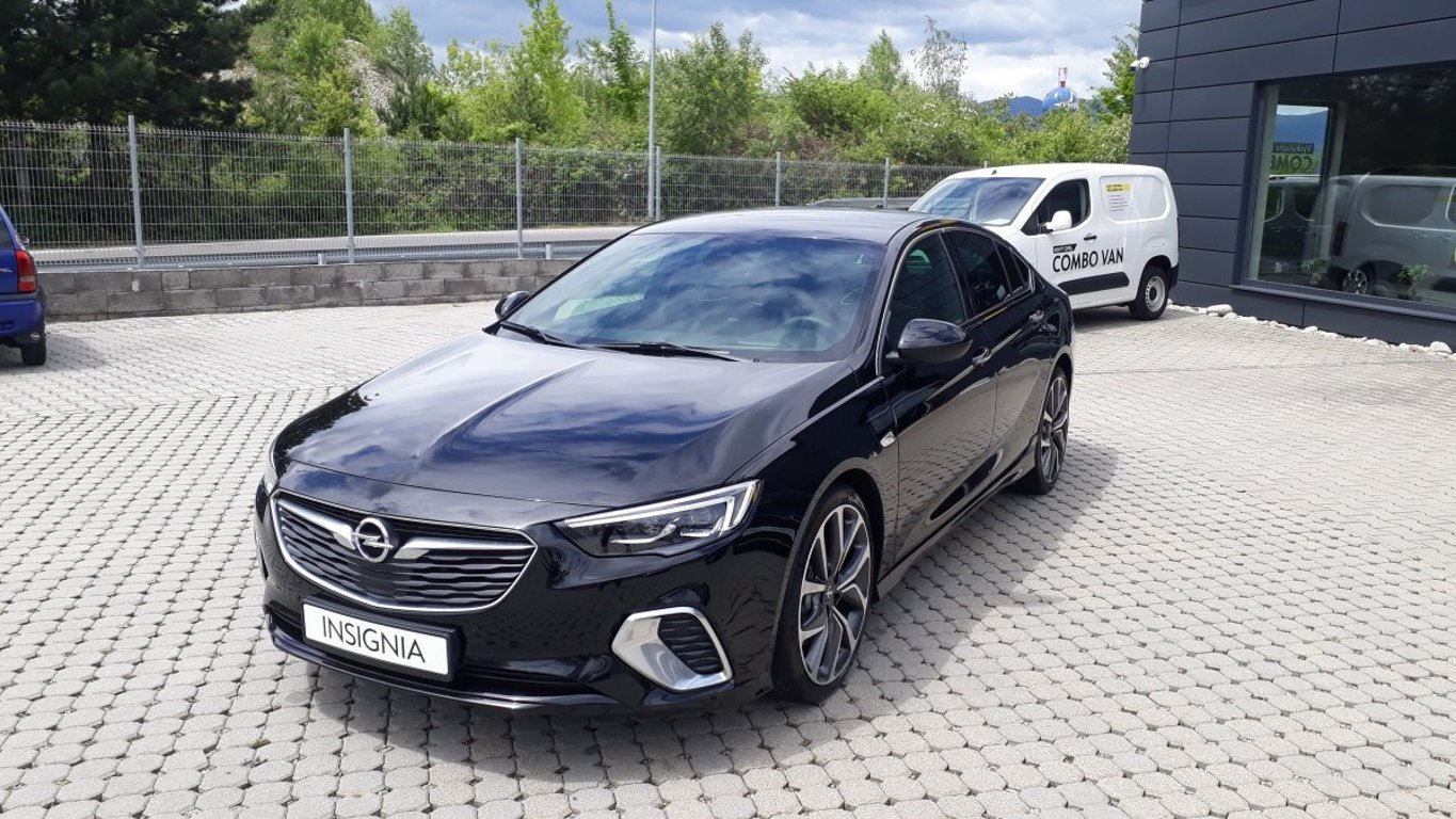 Opel Insignia 2,0 Grand Sport AT8, 260k, 4x4