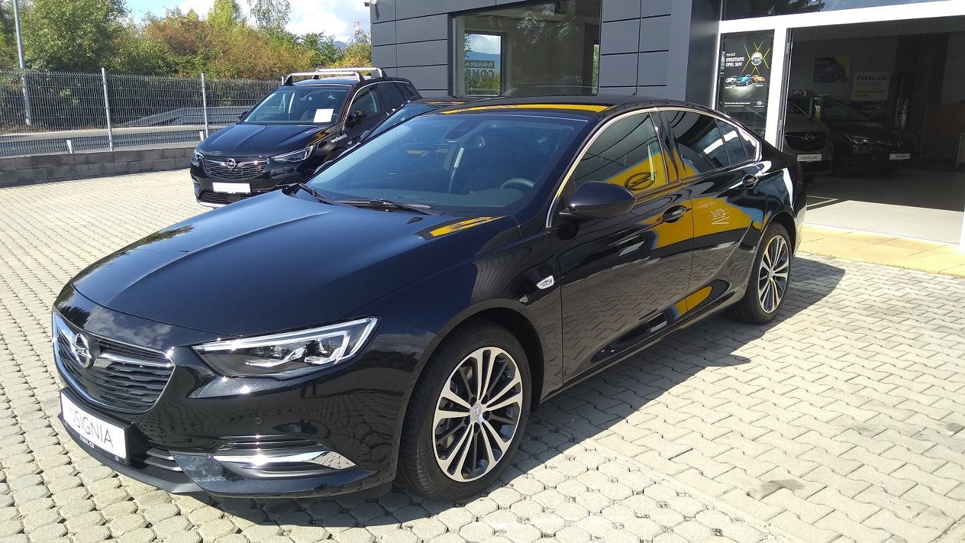 Opel Insignia Grandsport. 5-door Innovation