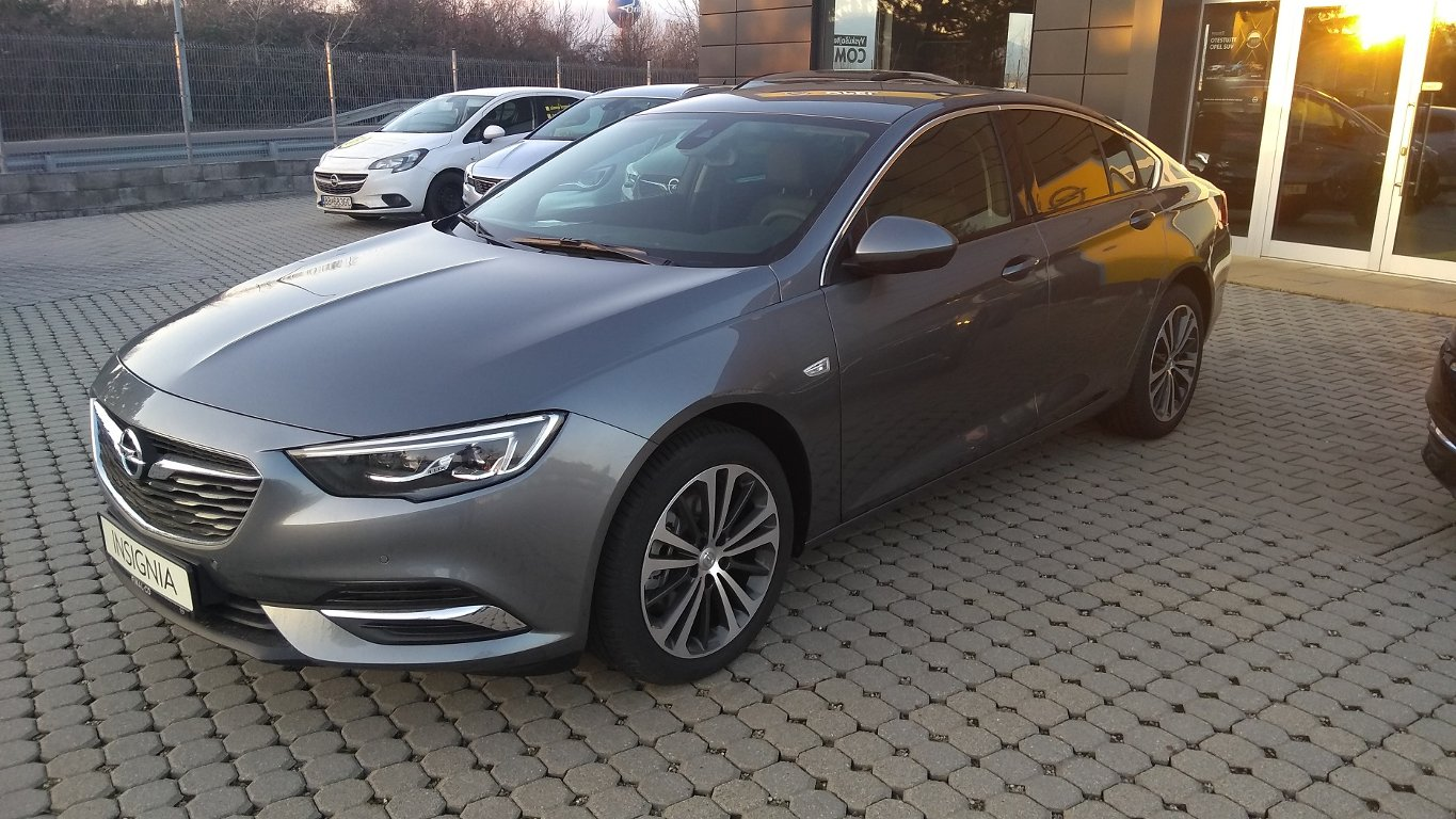 Opel Insignia Grandsport Innovation 2.0