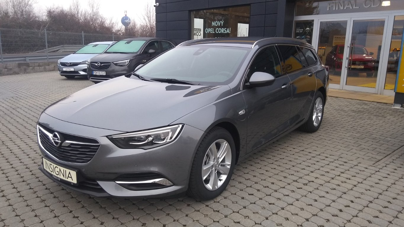 Opel Insignia Sports Tourer Innovation D 2.0