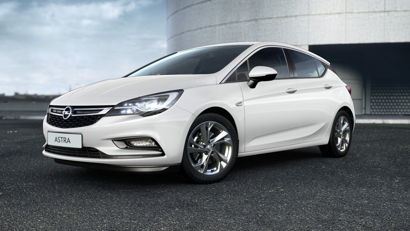 Opel Astra D2Jo 5-door Enjoy D 14 XFL S/S