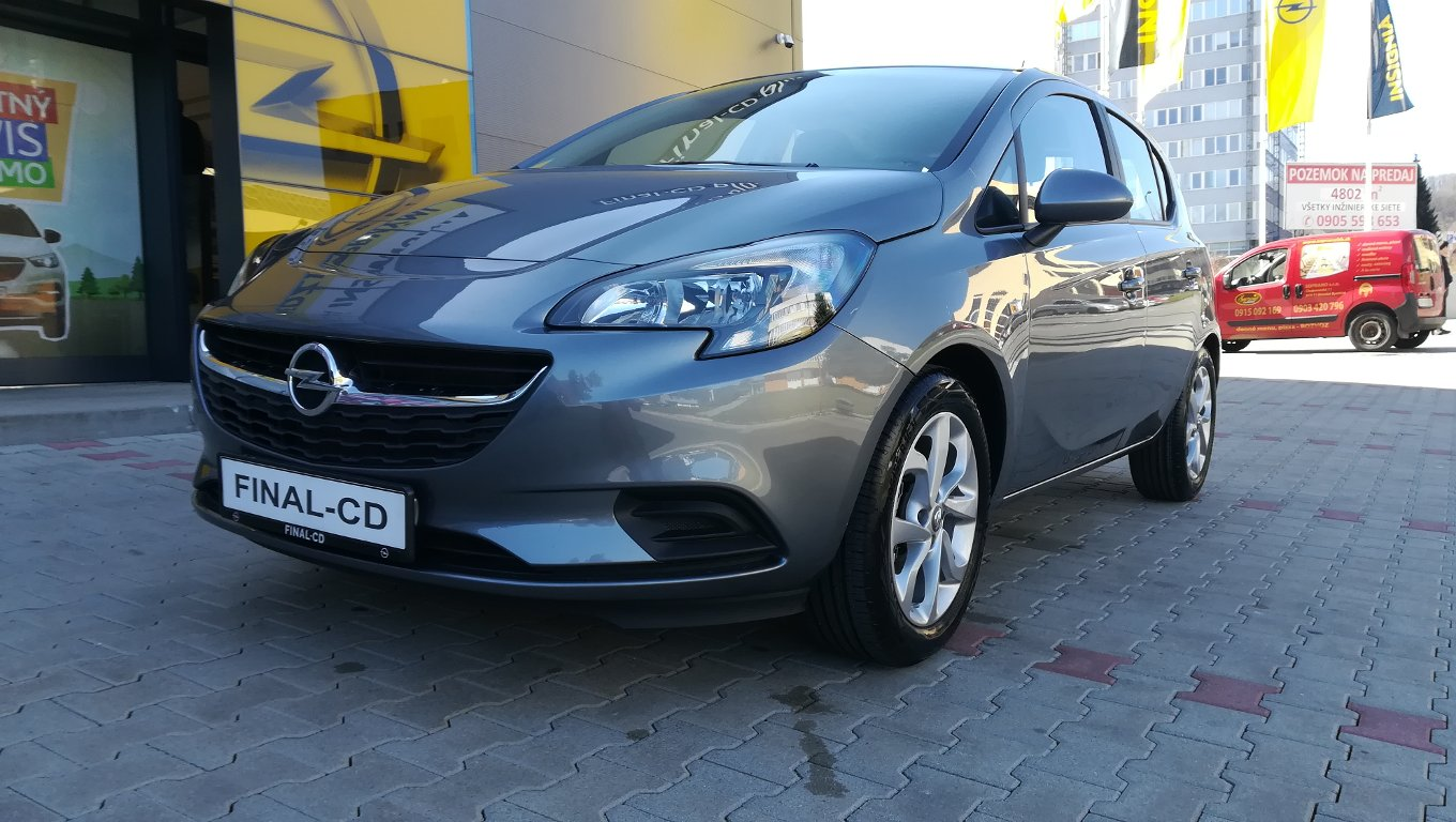 Opel Corsa Smile 1.4 Turbo MT6