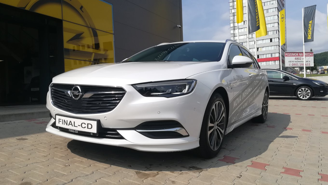 Opel Insignia ST Innovation 2.0 Turbo 4x4