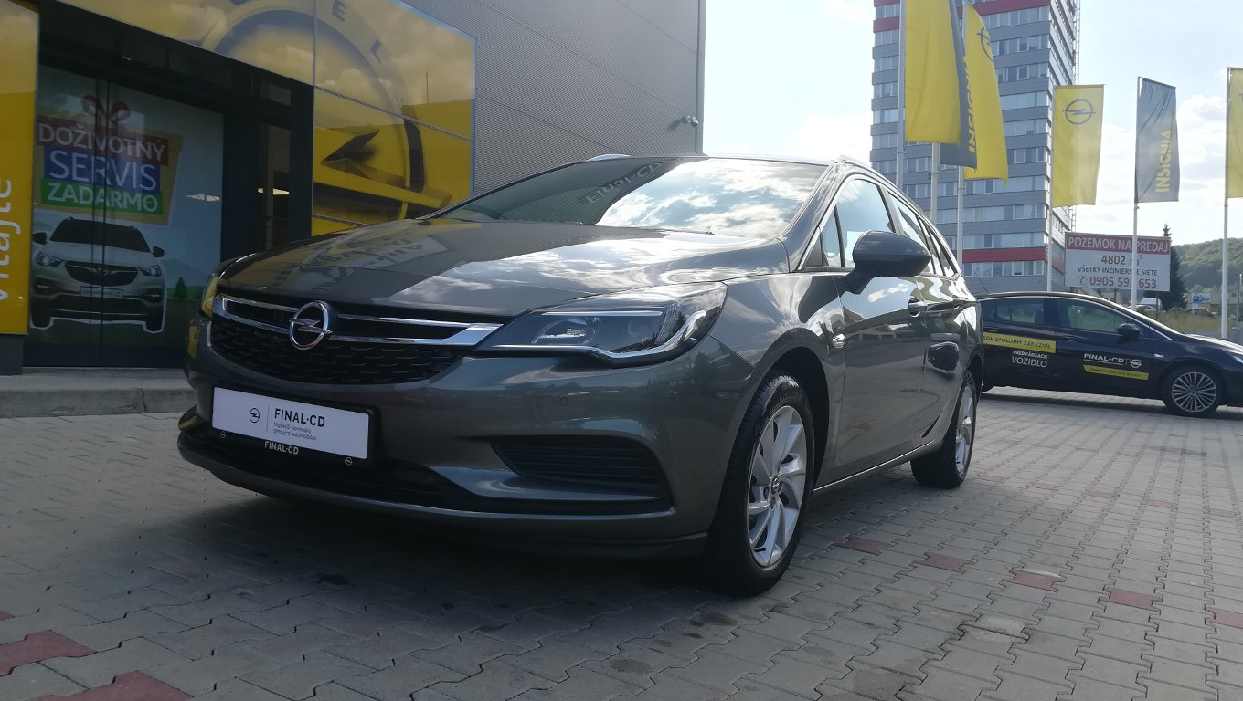Opel Astra Smile 1.4 Turbo AT6