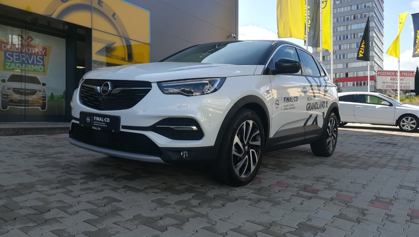 Opel Grandland X Ultimate 2.0DTH AT8 Start/Stop