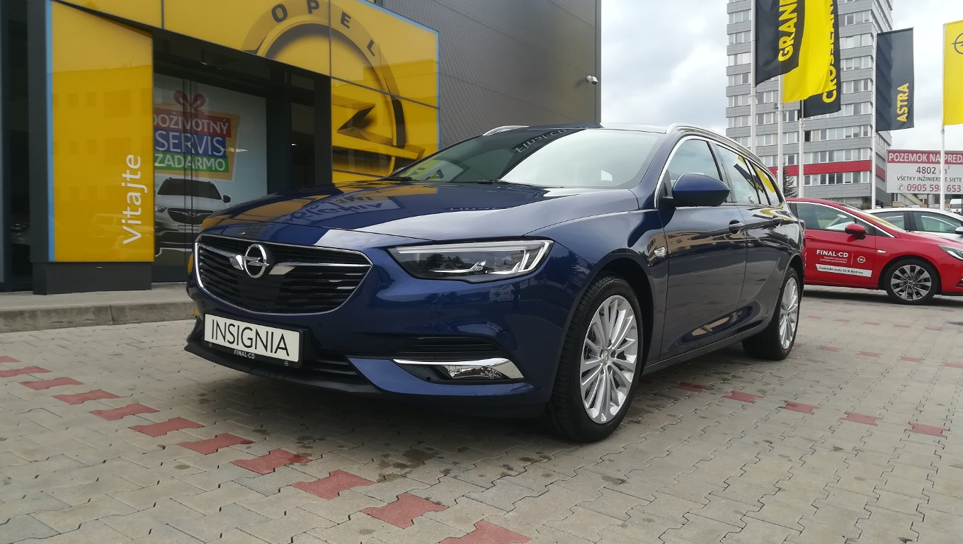 Opel Insignia ST 1.5 Innovation AT6 S/S