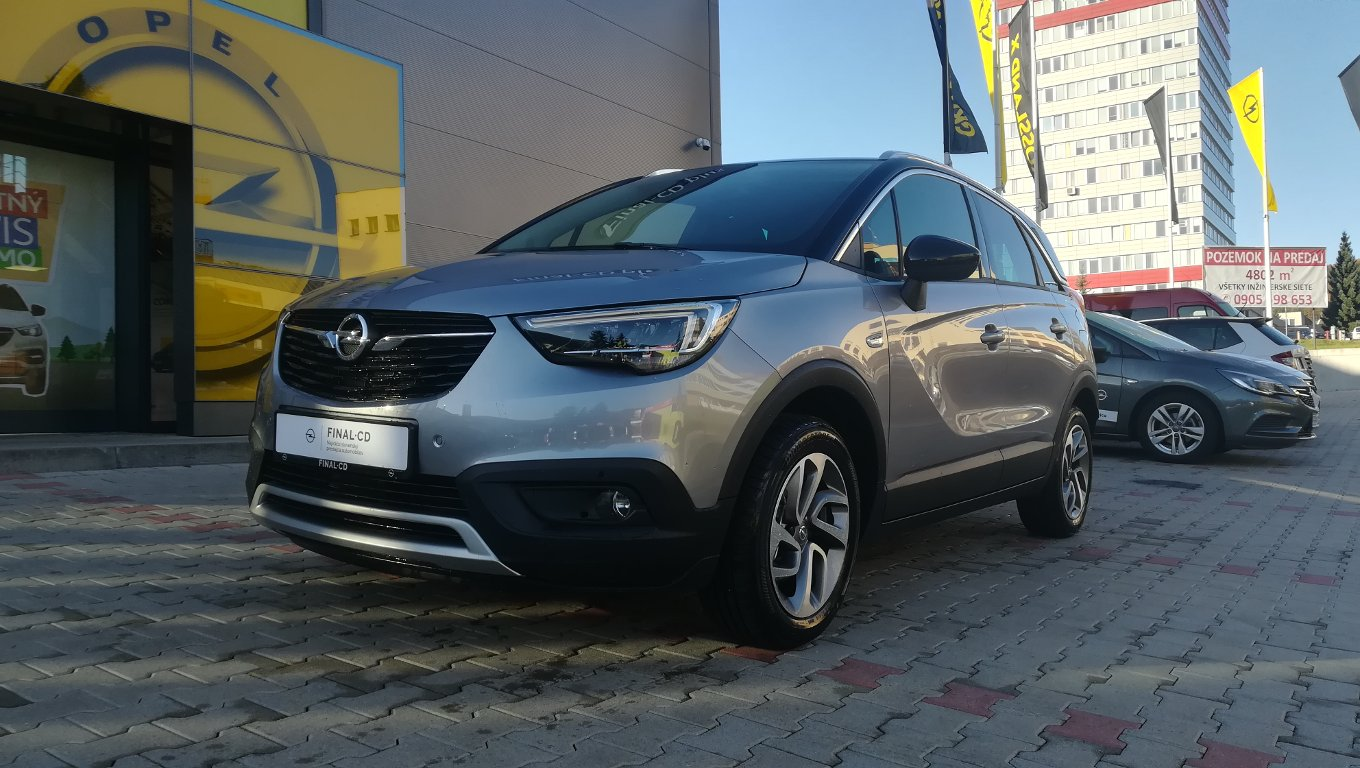 Opel Crossland X Innovation 1.2 Turbo MT6