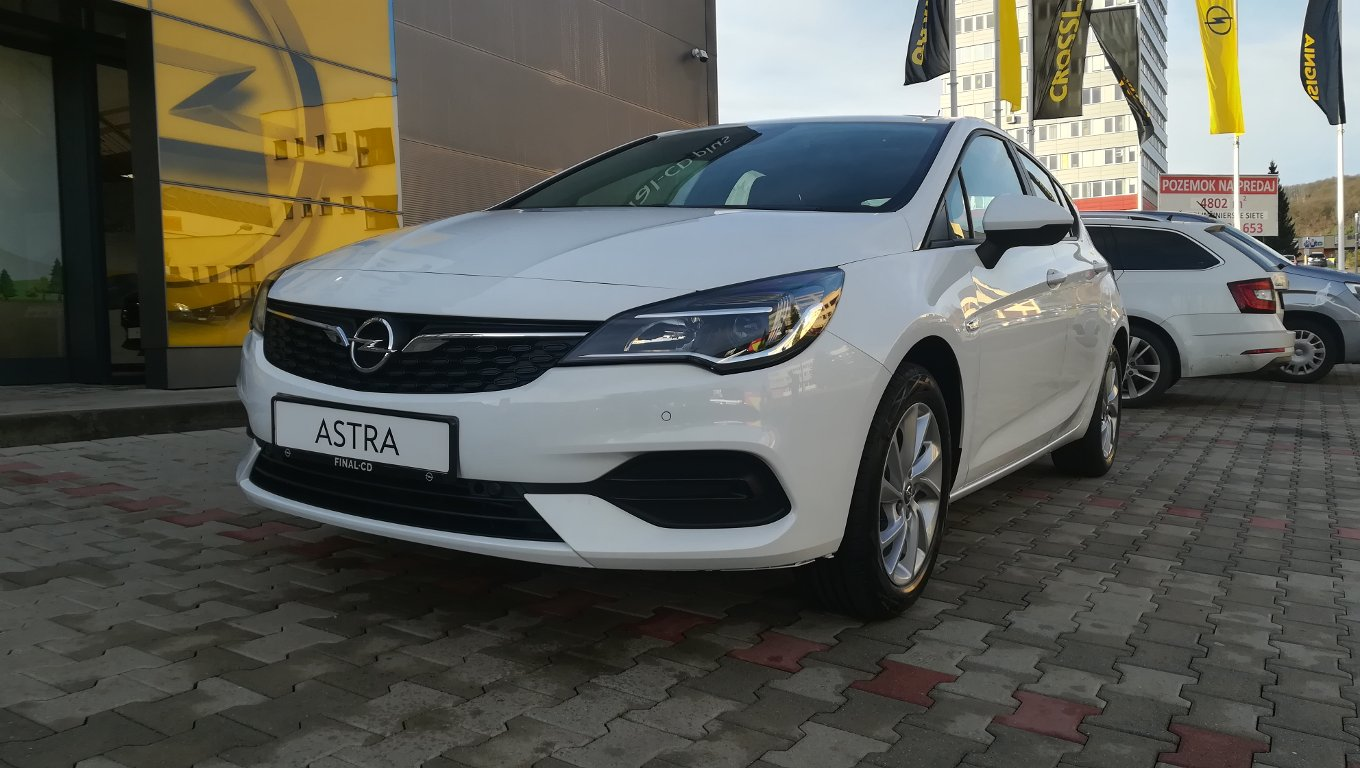 Opel Astra Astra 1.2 Turbo MT6