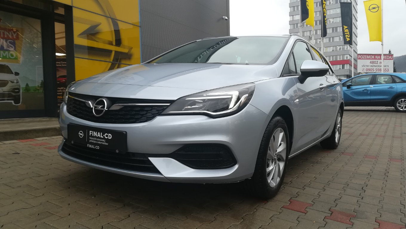 Opel Astra ST 1.2 Turbo Astra MT6 S/S