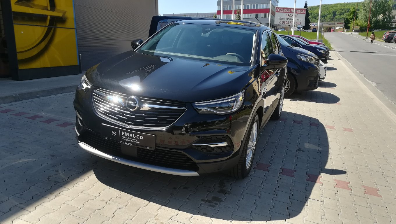 Opel Grandland X 1.6 Turbo Innovation AT8