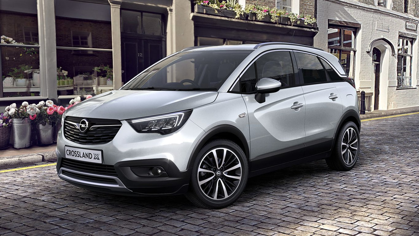 Opel Crossland X Smile 1.2 Turbo MT6