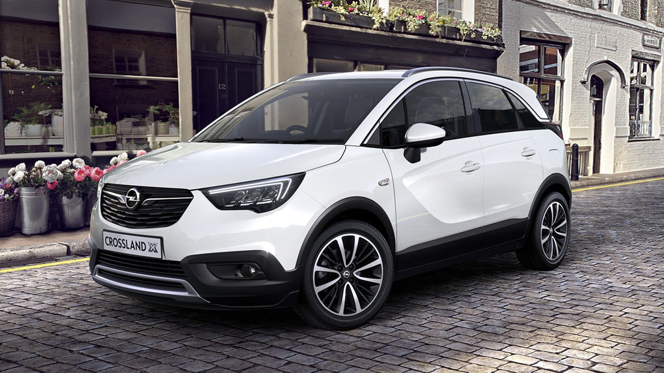 Opel Crossland X 1,2 MT5