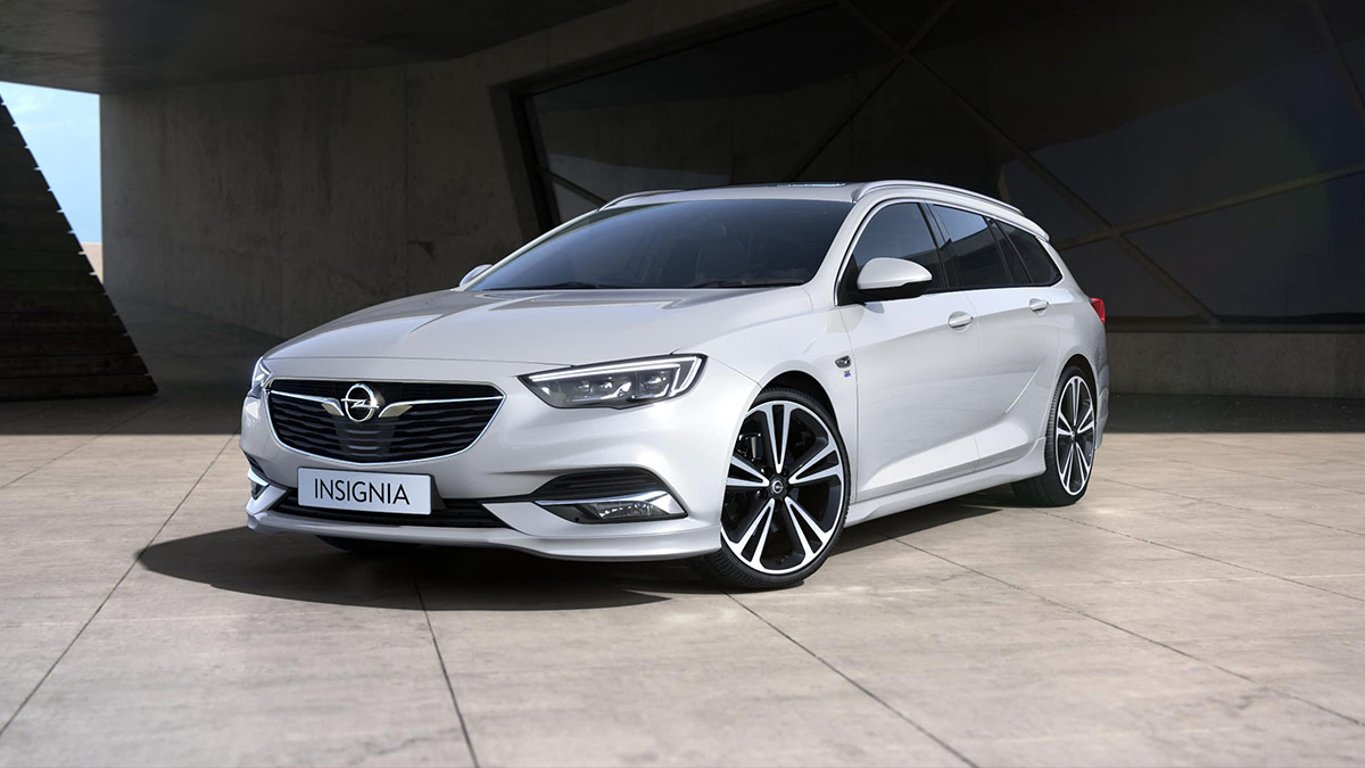 Opel Insignia Innovation 1.6 AT6 S/S
